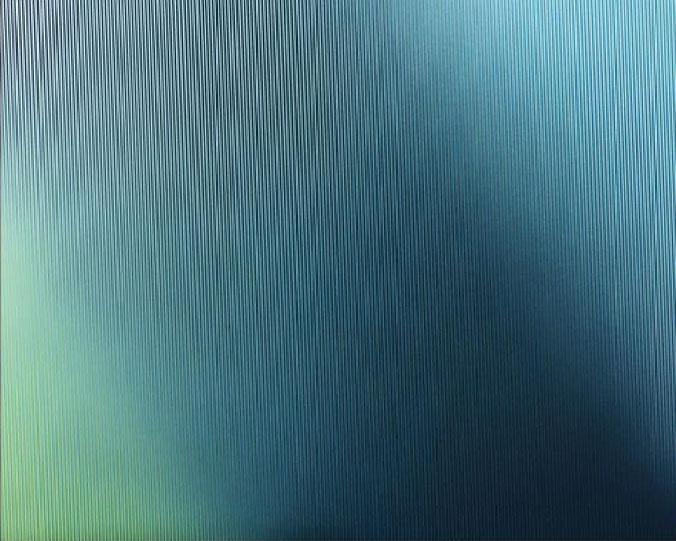 "FAWAD JAFRI<br></br>Reflection<br></br>48""X39""<br></br>oil on canvas"