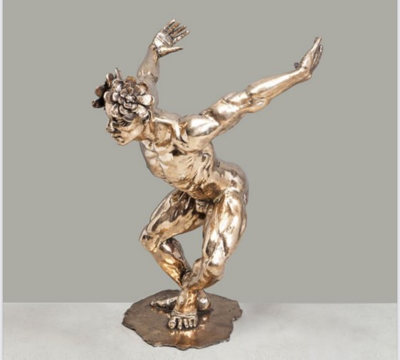 Title: Banyan<br></br>Medium: Bronze<br></br>Size: H-30.5 x W-24 x D-19.5 inches