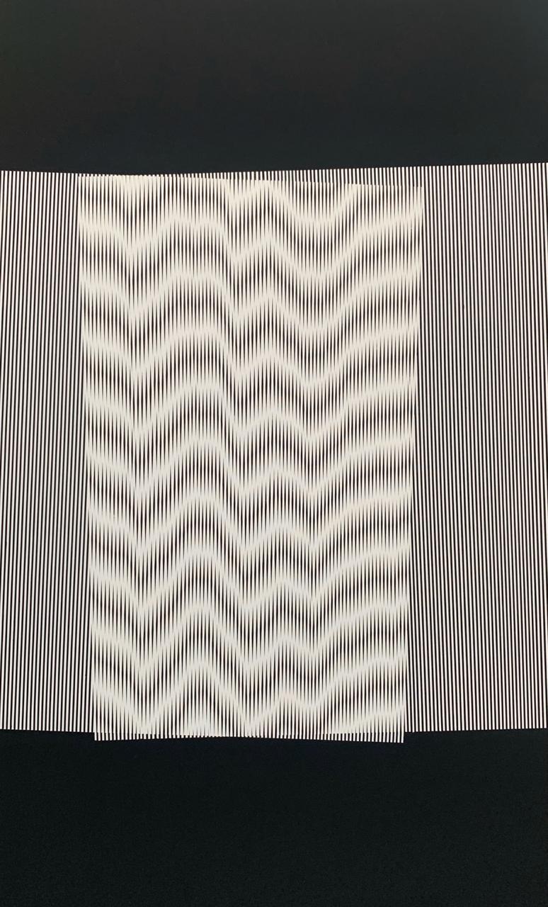 Fawad Jafri<br></br>Untitled 2<br></br>Acrylics on Canvas<br></br>60x36 inches